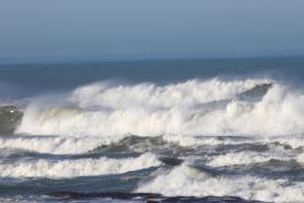 Oeste: Autoridades alertam para o agravamento das condições meteorológicas e da agitação marítima