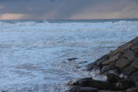 IPMA prolonga aviso laranja de agitação marítima na região Oeste