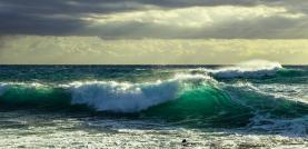 Alerta: Costa Oeste com aviso laranja devido à agitação marítima forte