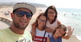DIÁSPORA-COVID-19: testemunho do casal Mara Nascimento de Pregança e Célio Mendes da Ribeira de Palheiros, residente no Luxemburgo