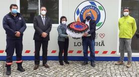 Entregues mais 1500 máscaras produzidas por voluntárias da Abelheira