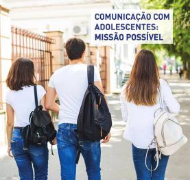 Palestra 'Comunicação com Adolescente: missão possível' no auditório da AMAL