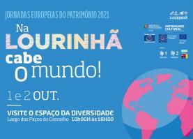 'Na Lourinhã cabe o mundo': município assinala Jornadas Europeias do Património 2021