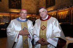 D. Rui Valério e D. Daniel Henriques foram ordenados bispos no Mosteiro dos Jerónimos