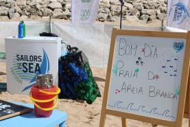 Campanha 'Reciclar é a Nossa Praia' percorreu 30 praias de norte a sul do país