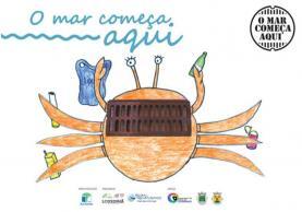 Eco-Escolas: Escola Básica Salvador Leonardo Ferreira, de São Bartolomeu dos Galegos, está a participar no projecto 'O Mar Começa Aqui'