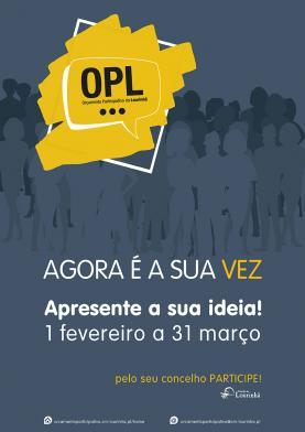 OPL abre fase de apresentação de propostas até 31 de Março