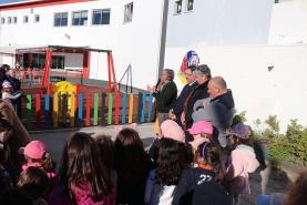Inaugurado Parque Infantil dos Moinhos na Atalaia
