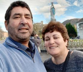 DIÁSPORA-COVID-19: testemunho de Paulo Pereira e Ivone Vieira, do Merendeiro, residentes em França