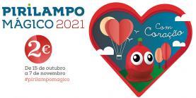 Campanha Pirilampo Mágico 2021: boneco já está à venda nas lojas CTT
