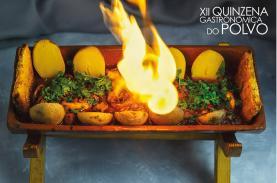 12ª edição da Quinzena Gastronómica do Polvo: evento pode ser usufruído também nas modalidades de 'take-away' e 'delivery'