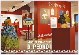 Peniche: lançado Postal Inteiro comemorativo do Museu da Serra d'El Rei - D. Pedro I