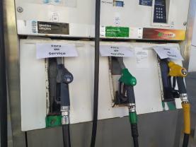 Primeiro dia de greve dos motoristas de combustíveis com impacto nas bombas da Lourinhã