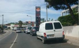 Gasóleo esgotado nas bombas de combustíveis do concelho da Lourinhã