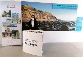 Município da Lourinhã abriu Posto de Turismo no Dinoparque que estará aberto ao público até ao final de Agosto