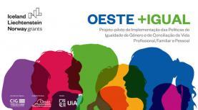 Inquérito sobre Igualdade de Género na região promovido pela Comunidade Intermunicipal do Oeste