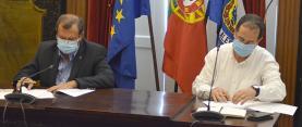 Assinado protocolo entre Município de Alenquer e a Associação Geoparque Oeste para dinamização da região