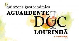 Tem início esta quinta-feira a Quinzena Gastronómica da Aguardente DOC Lourinhã em treze restaurantes