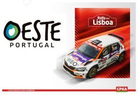 Marca 'Oeste Portugal' patrocina 'Rally de Lisboa' que vai para estrada em Junho