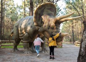 Dino Parque da Lourinhã reabre portas aos visitantes com reforço das medidas de segurança