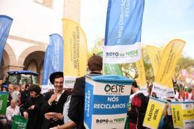 'Carnaval de Torres' recolheu 13 toneladas de resíduos para reciclagem