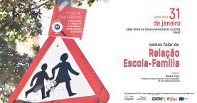 Inscrições abertas para conferência na Lourinhã sobre a Relação Escola-Família