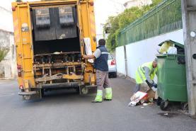 Não há recolha de lixo doméstico no concelho da Lourinhã no dia de Ano Novo