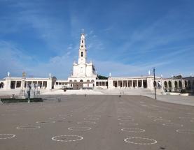 Covid-19: Santuário de Fátima retoma programa oficial completo