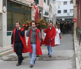 Festa em honra de São Sebastião na Lourinhã
