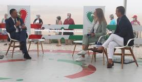 Praia da Areia Branca recebeu final distrital de Lisboa do concurso '7 Maravilhas da Cultura Popular'