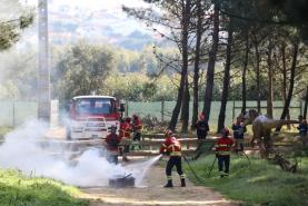 Dino Parque realizou simulacro para testar segurança e anunciou novo investimento de um milhão de euros