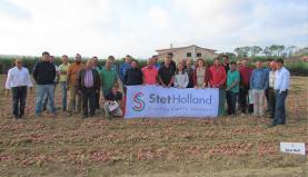 STET: uma marca de batata-semente baseada na inovação