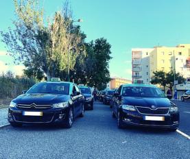 Covid-19: Taxistas apelam à possibilidade de manter a suspensão de actividade