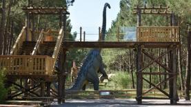 Dino Parque da Lourinhã apresenta novidades durante este Verão
