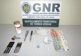 Torres Vedras: prisão preventiva por tráfico de estupefacientes