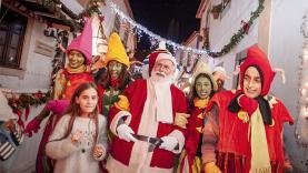 O encanto dos anos 80 dá brilho ao Óbidos Vila Natal