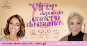 Campanha 'Viver depois do Cancro da Mama' pretende apoiar sobreviventes da doença