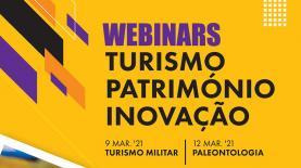 Município da Lourinhã organiza ciclo de webinars dedicado ao Turismo Militar e ao Turismo Paleontológico